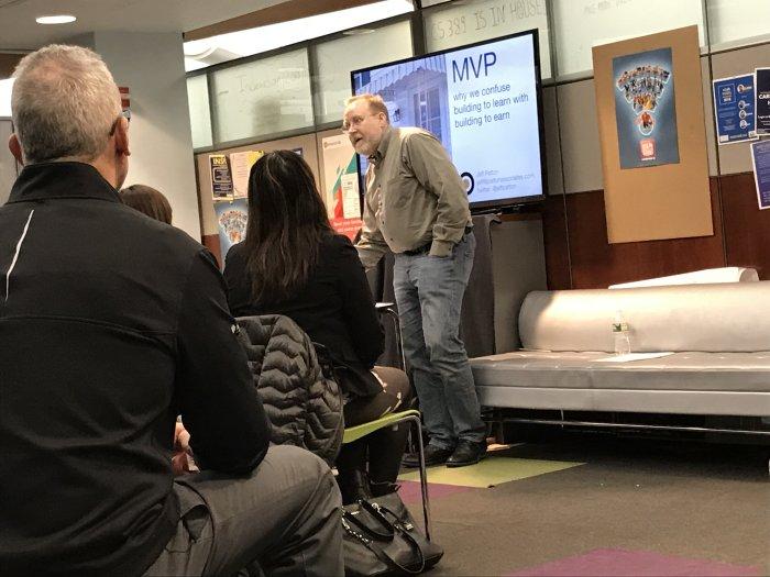 Jeff Patton at AgileNYC Meetup